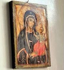 聖母マリア 涙